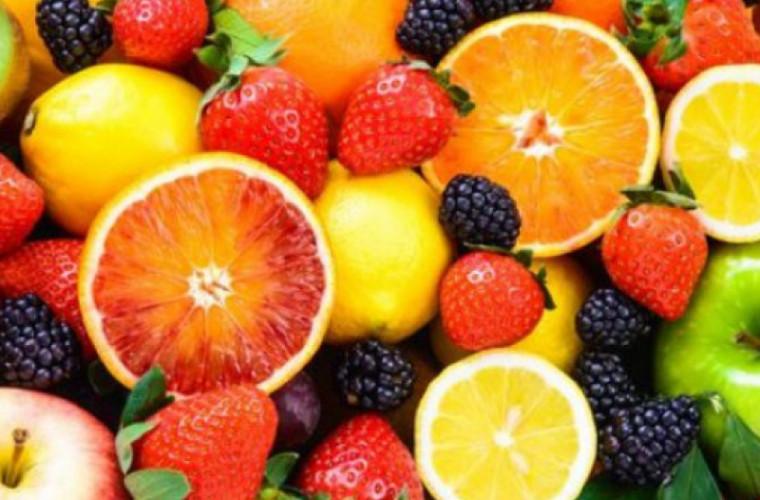 Acestea sînt fructele şi legumele care au ZERO calorii