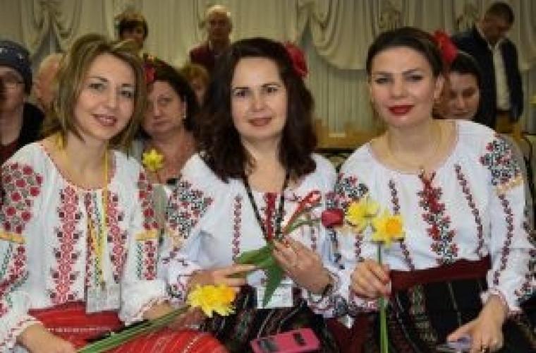 Un matineu din Italia s-a transformat într-un adevărat concert moldovenesc (FOTO)