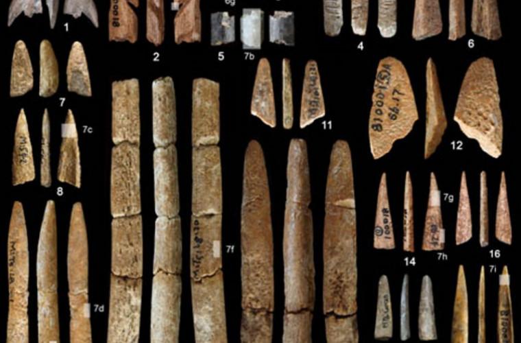 O descoperire recentă scoate la iveală lucruri neștiute despre uneltele preistorice