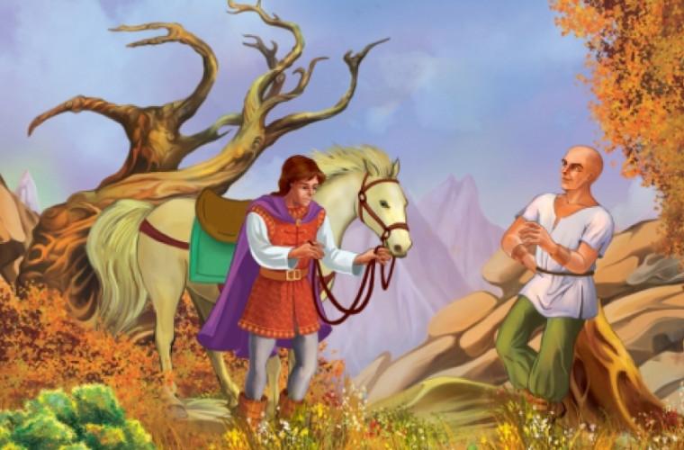 Basme şi poveşti nuvelistice moldoveneşti