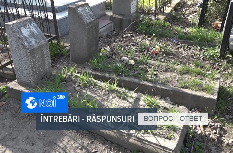Unde pot fi găsite informaţii despre amplasarea mormintelor în cimitire (VIDEO)