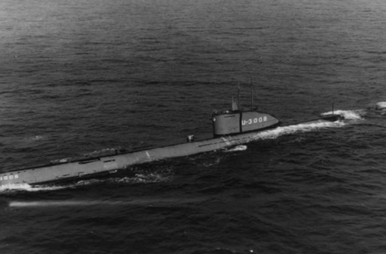 "A fost găsit ""submarinul lui Hitler"" (VIDEO)"