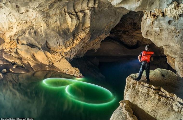 O frumusețe ireală! Locul străbătut de cel mai mare rîu subteran din lume (FOTO)