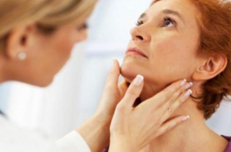 Cel mai simplu mod de a-ţi da seamă că ai probleme cu tiroida