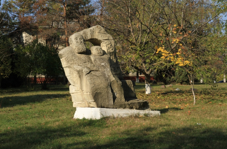 Parcurile din Ungheni - oaze verzi ale liniștii (Foto)