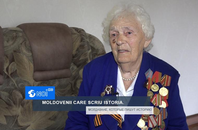 Destinul unei femei care a trecut prin ororile războiului (VIDEO)