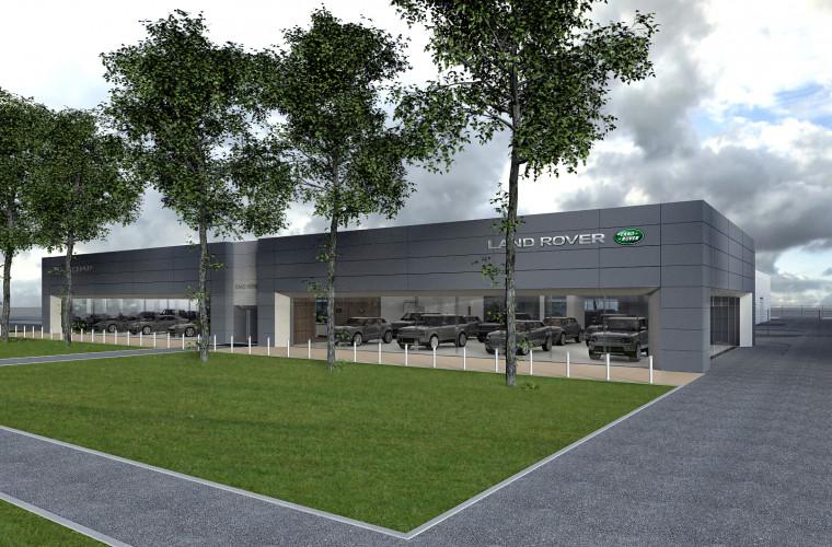 JAGUAR LAND ROVER continuă extinderea rețelei de dealeri - deschiderea unui nou centru auto la Chișinau