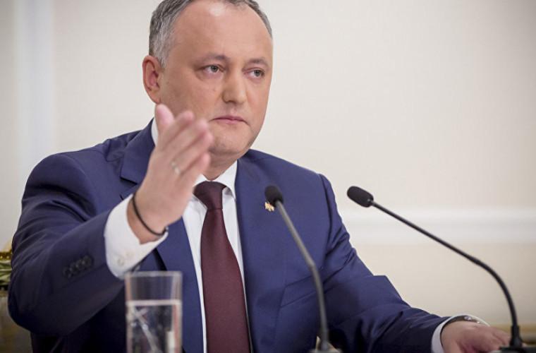 Dodon: Cel mai probabil oficiul de legătură al NATO va fi închis