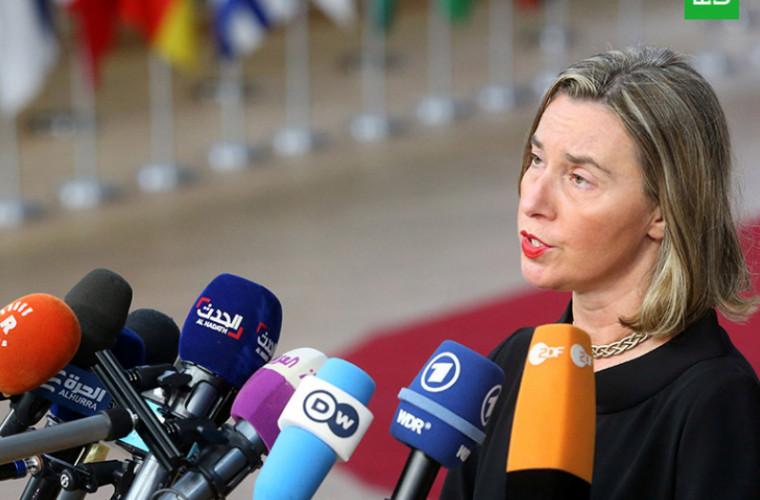 Mogherini: Nu există alternativă la acordul nuclear cu Iranul