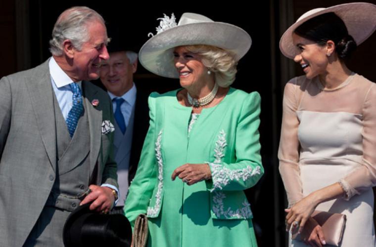 Ce i-a provocat rîsul lui Megan Markle, dar l-a enervat pe Prințul Harry (VIDEO)