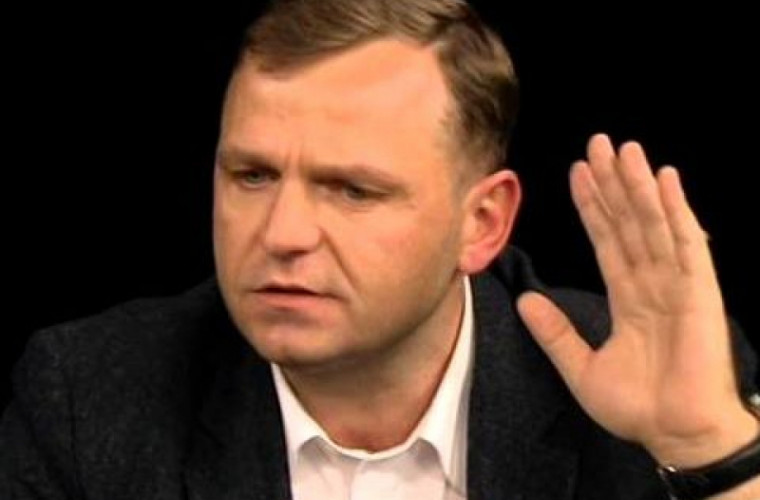 Năstase a vorbit la un post TV la București
