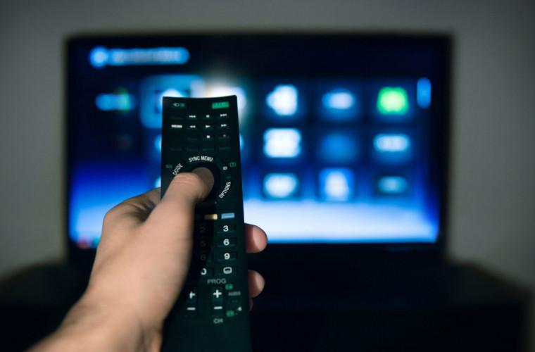 В Молдове сократились доходы от продажи услуг платного ТВ