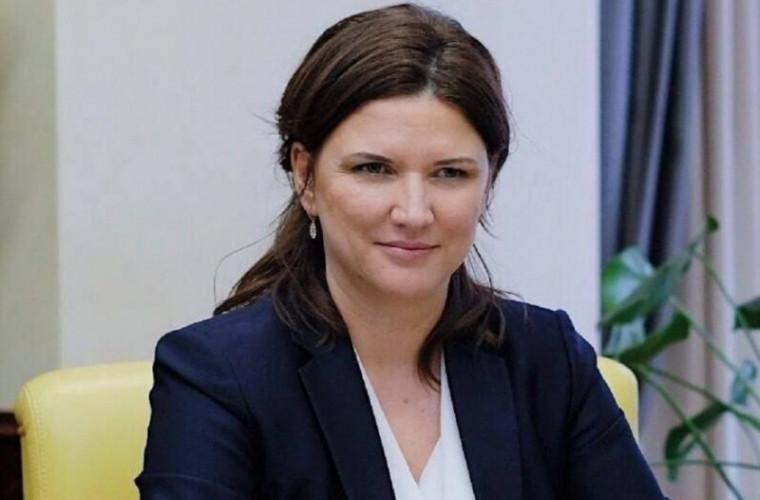Cristina Balan a prezentat copiile scrisorilor de acreditare la Departamentul de Stat al SUA