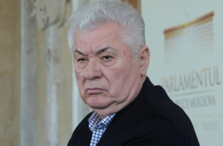 Ce crede Voronin despre tergiversarea validării mandatului lui Năstase