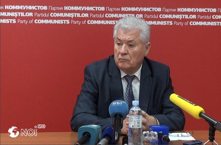 Кто, по мнению Воронина, имеет самую большую власть в Молдове?