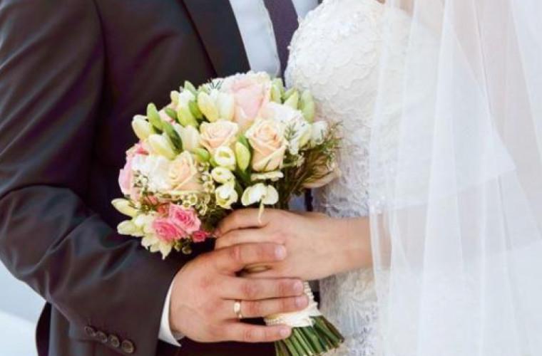 O tînără de 18 ani a avut parte de una dintre cele mai scumpe nunți (FOTO)