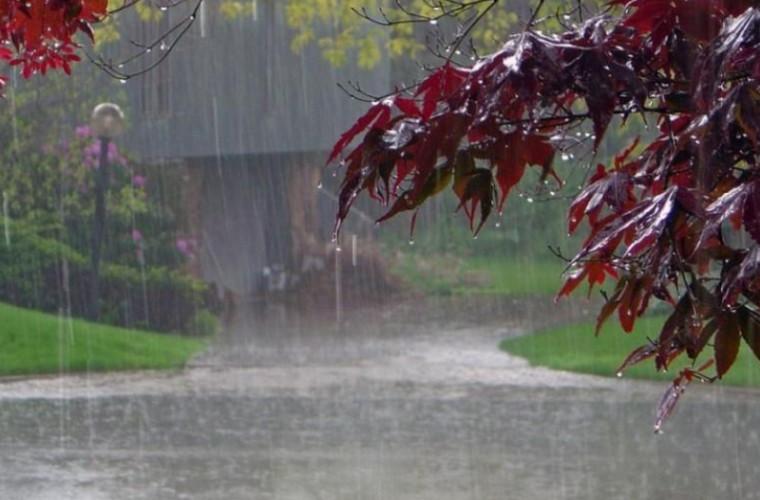 На Молдову надвигаются дожди
