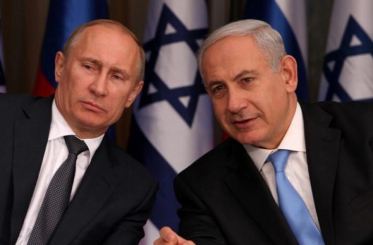 Нетаньяху заявил Путину, что Израиль против присутствия Ирана в Сирии