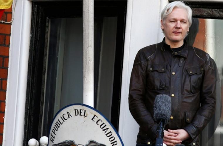 Assange ar putea să se prezinte în faţa unui comitet al Senatului SUA