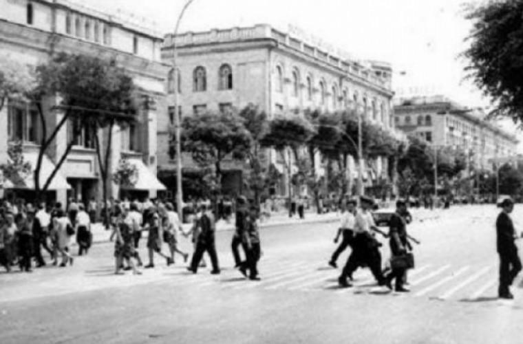 Cum arăta Chișinăul în anul 1971 (VIDEO)