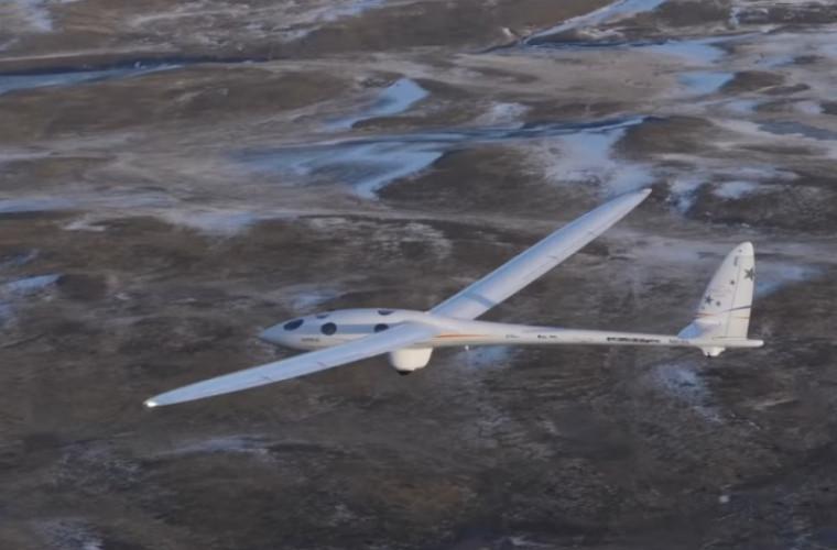 Этот странный аппарат побил важнейший мировой авиарекорд