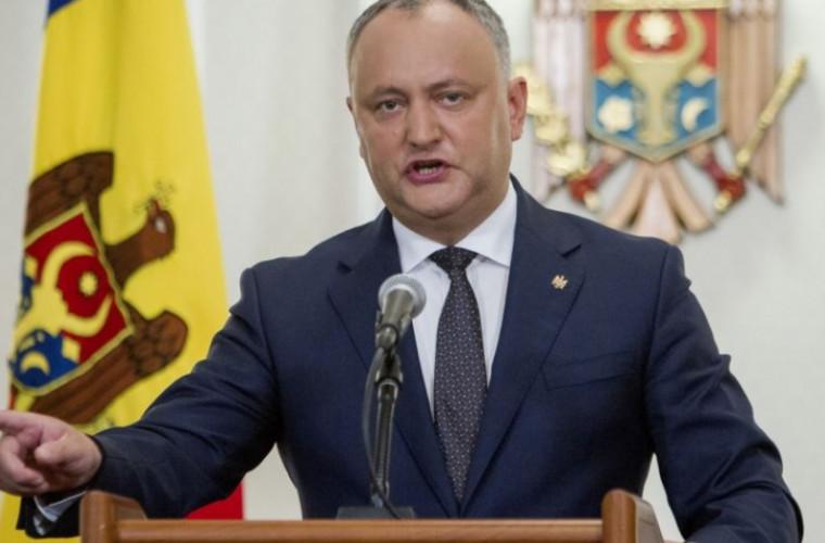 Şeful statului ştie cine va prelua guvernarea după alegerile din 2019