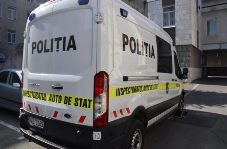 Atenție, șoferi! O nouă mașină a poliției, dotată cu echipament de control de ultimă generație
