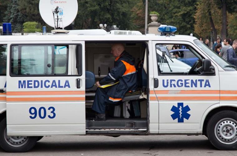 Un bărbat din Chișinău a decedat așteptînd ambulanța timp de 40 de minute