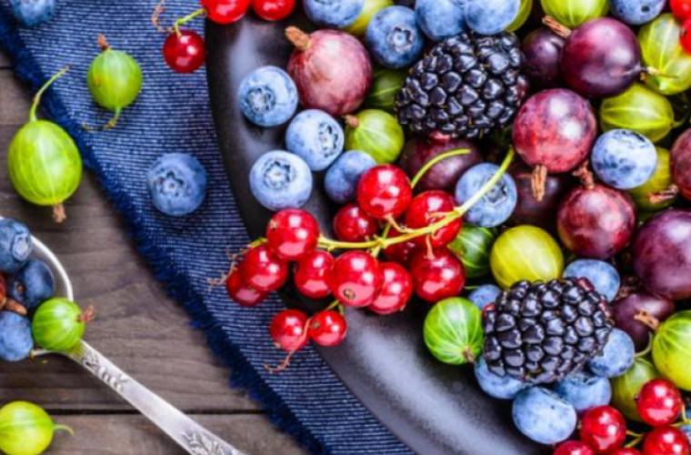 De ce trebuie să consumi mai des fructele de pădure