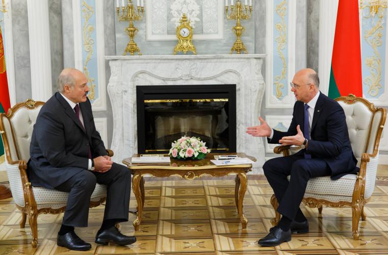 Premierul Moldovei va efectua o vizită de lucru în Belarus