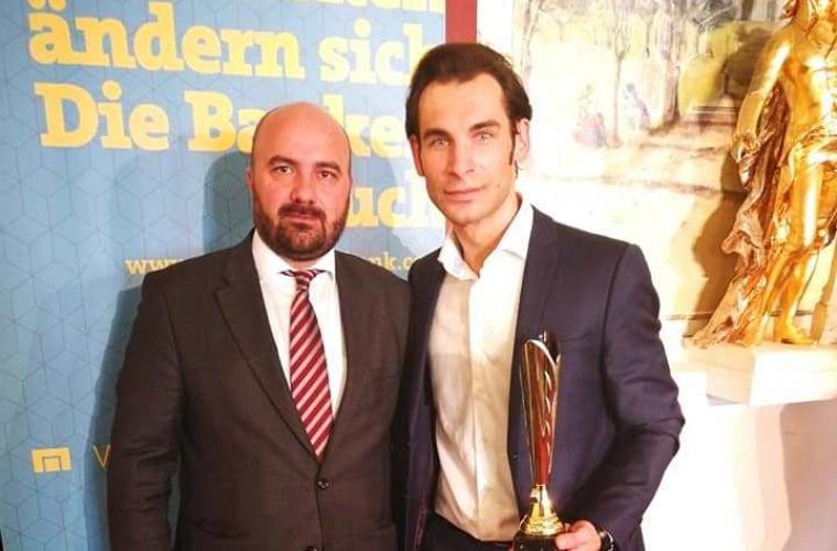 Уроженца Молдовы признали лучшим танцором балета в Австрии (ФОТО)