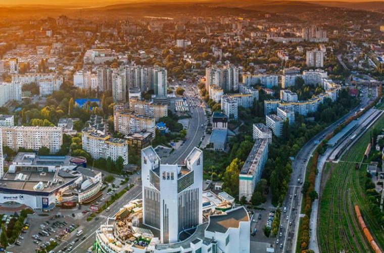 Chișinău - orașul în care vrei să revii oricînd (VIDEO)