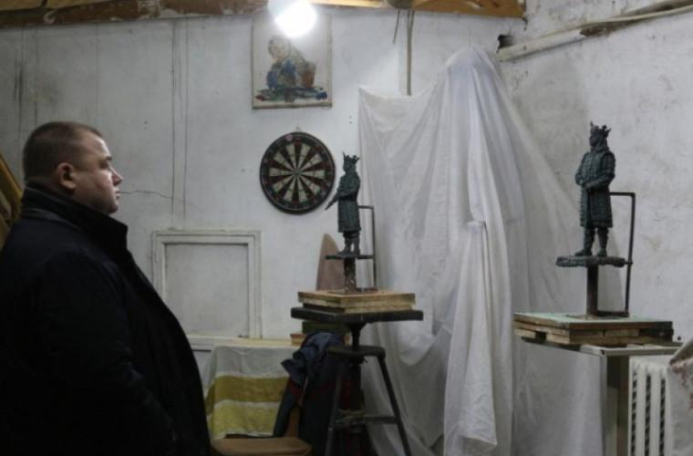 Un monument al lui Ștefan cel Mare va fi înălțat la Glodeni