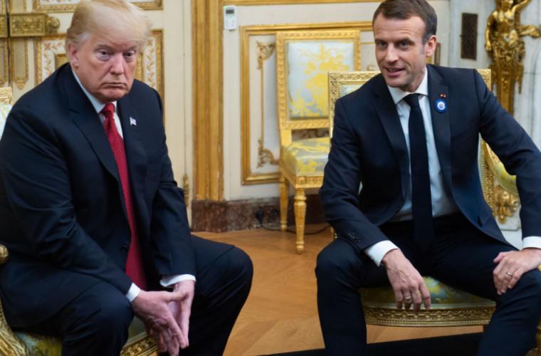 Конец дружбе. Жесткий выпад Трампа против Макрона