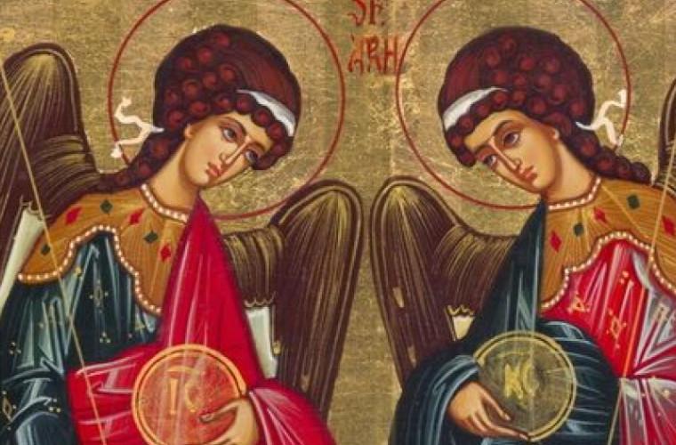 Сегодня православные отмечают праздник архангелов Михаила и Гавриила