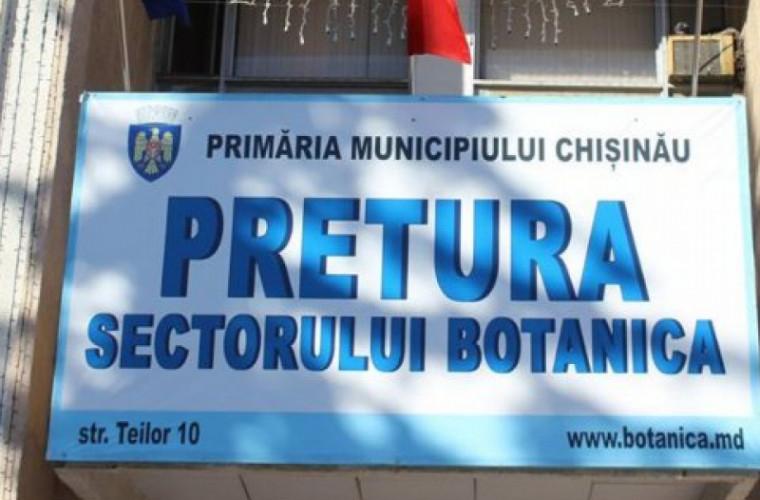 Sectorul Botanica s-a ales cu un nou pretor