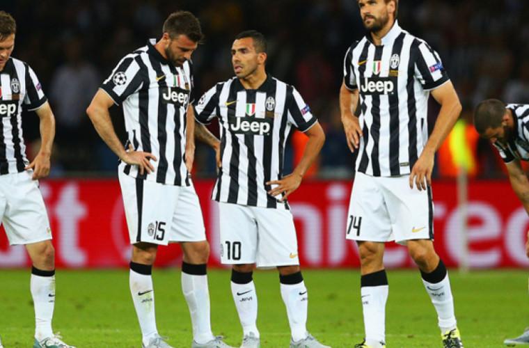 Juventus Torino, printre cele mai mari 40 de valori cotate la Bursa din Milano