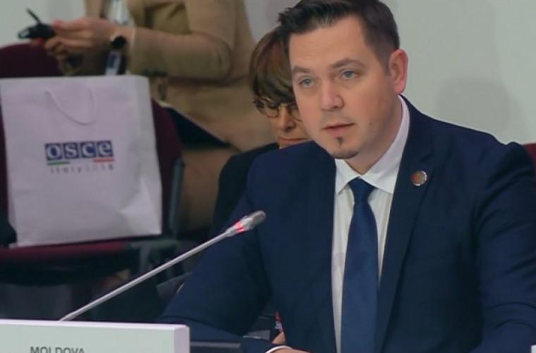 Ulianovschi: Moldova pledează pentru retragerea completă a trupelor ruse de pe teritoriul său