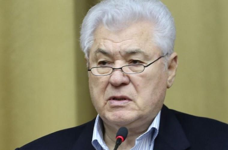 Voronin, despre numirea lui Artur Reșetnicov în funcția de judecător la Curtea Constituțională