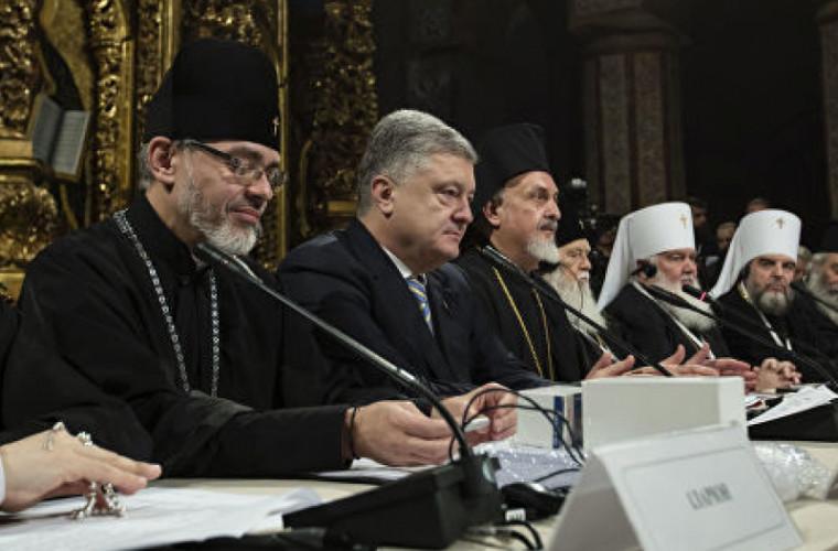 """Episcopul moldovean: Schisma bisericească din Ucraina este """"o parodie a autocefaliei"""""""