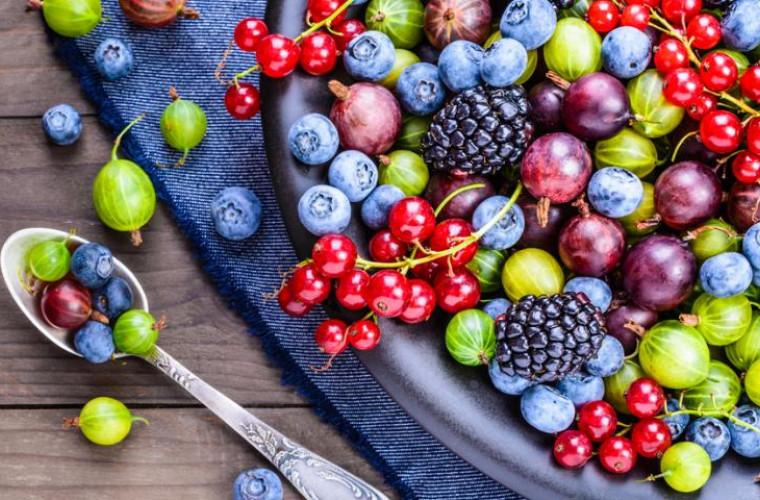 Acai dieta de fructe de padure din iordan