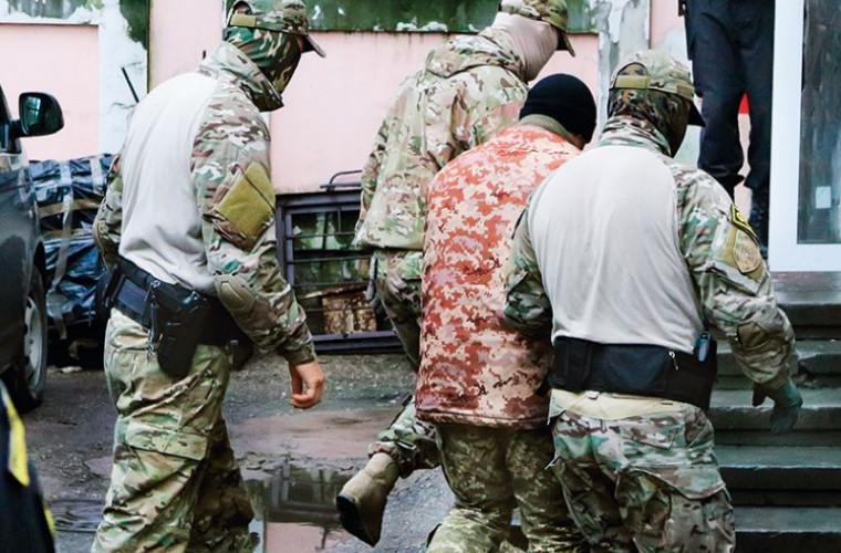 Rusia i-ar putea elibera pe cei 24 de militari ucrainieni cu o condiție