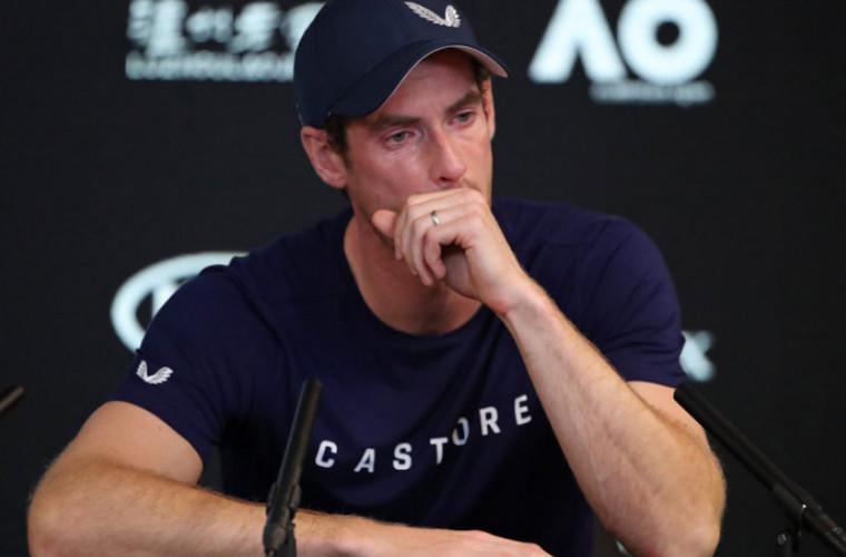 Un renumit jucător de tenis și-a anunțat retragerea din sport, plîngînd