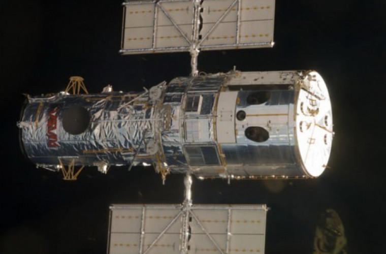 Telescopul Spaţial Hubble iarăși s-a stricat