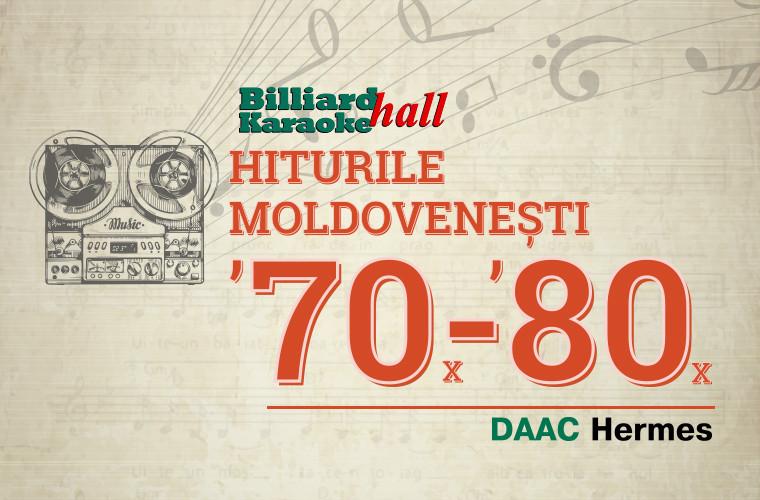 Cîntăm cele mai bune hituri moldovenești la Karaoke Hall (FOTO)