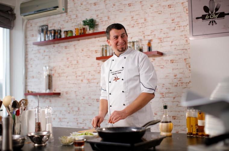 """Marian Danu: """"Visul meu este să putem educa gustul pentru bucătăria autentică, de calitate"""""""