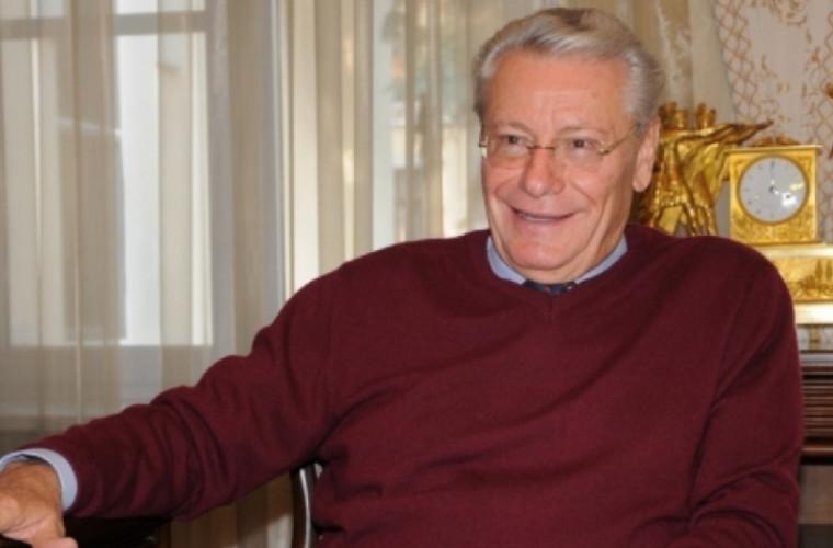 Petru Lucinschi împlinește astăzi 80 de ani