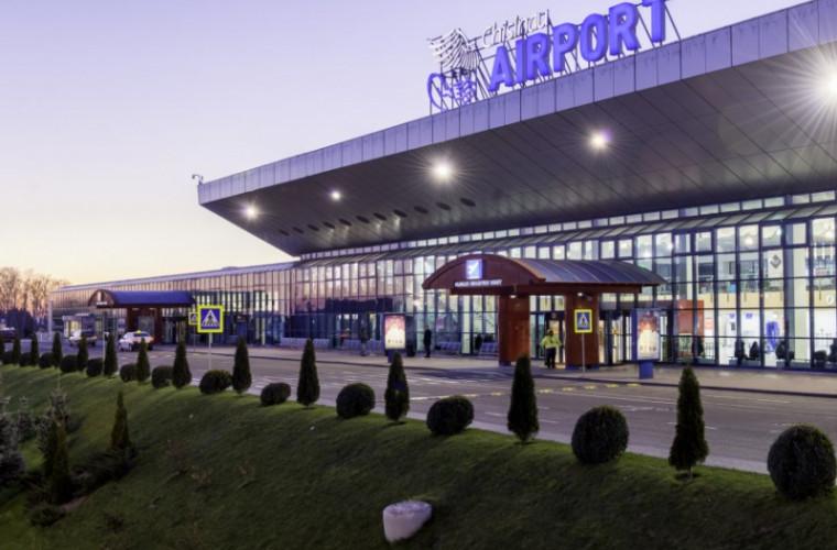 Ceața cauzează probleme pe Aeroportul Internațional Chișinău