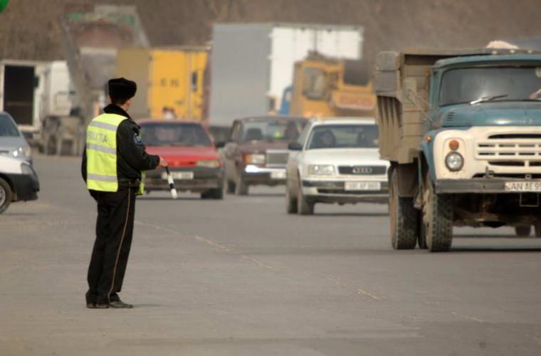 Пробки в столице: Какие улицы следует объезжать