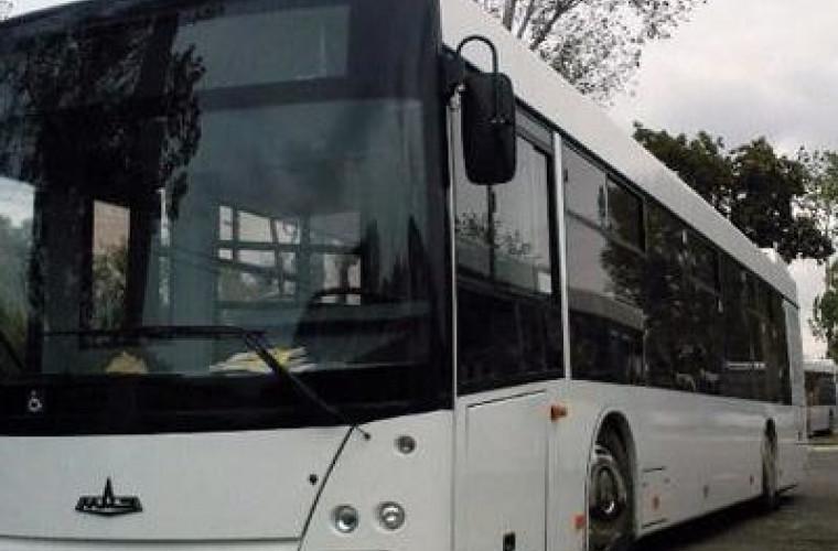 În curînd, chişinăuienii vor călători cu autobuze noi